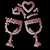 Wedding Icons_Cheers_