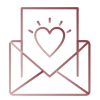 Wedding Icons_Letter_
