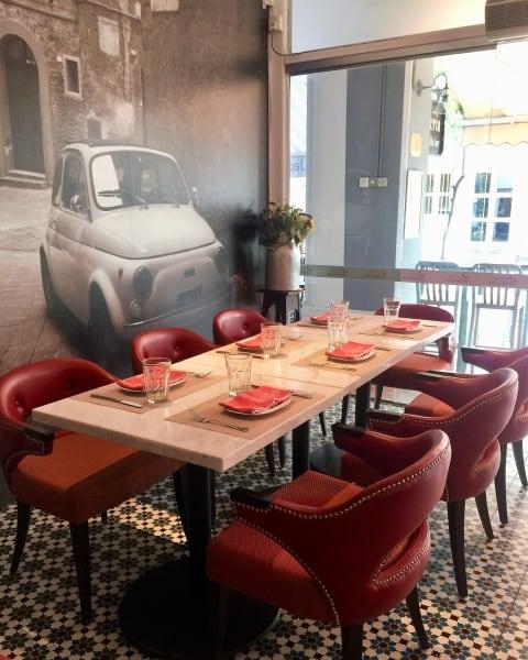 Latteria indoor restaurant1
