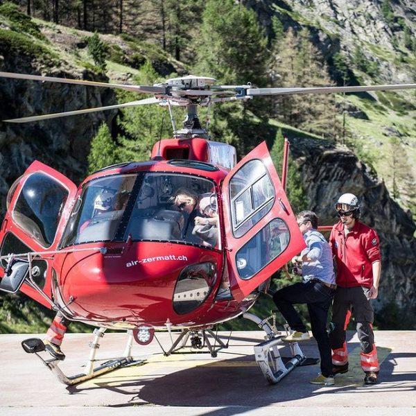AirZermatt with Bruno Jelk - Zermatt