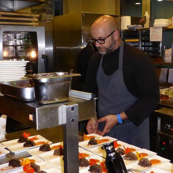 Gourmet Kitchen with René Schudel TV Cook - Benacus, Interlaken