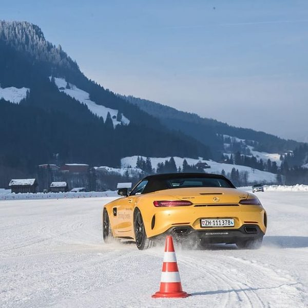 Mercedes-Benz Winter Exeprience - Gstaad