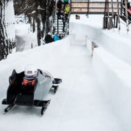 Olympic Bobrun in a Monobob Experience - St. Moritz-2
