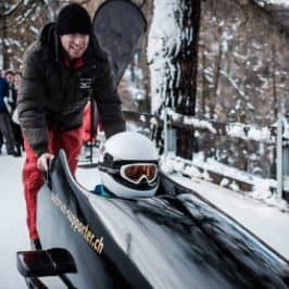 Olympic Bobrun in a Monobob Experience - St. Moritz-3